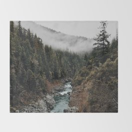 Landscape #photography Throw Blanket