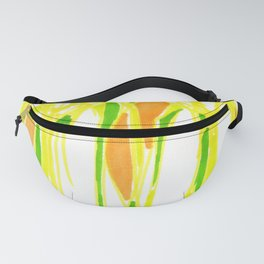 Angels-abstracted Fanny Pack