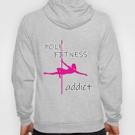 This Is My Pole Dancing Tshirt Design Pole Fitness Addict Hoody