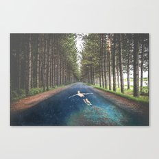 FORREST RIVER Canvas Print