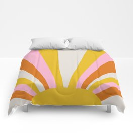 sunshine state of mind Comforters