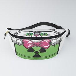 Green Hazard furniture Design by diegoramonart Fanny Pack