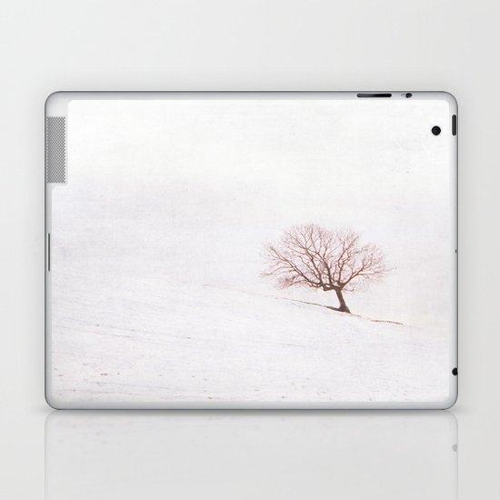 Lone Tree {Textured}  Laptop & iPad Skin