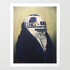 R2-Duke2 Art Print