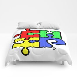 ChiPuzzle Comforters