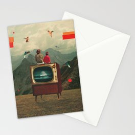 Mother Protect Me from the Sadness of this World Stationery Cards