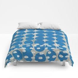 Dot and Dash Comforters