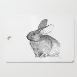 Bunny Cutting Board