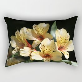 Gorgeous Yellow Blooms Rectangular Pillow