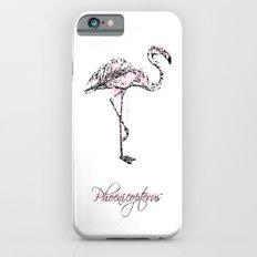 phoenicopterus iPhone 6s Slim Case