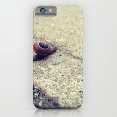 Snailing Around iPhone 6s Slim Case