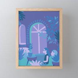 Palo Alto I Framed Mini Art Print