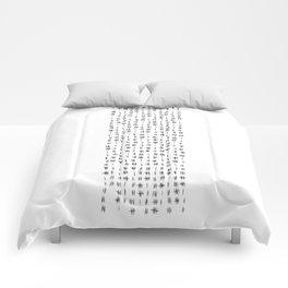 2014 Crisis Calendar White Comforters