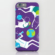 A Day Out In Space - Purple Slim Case iPhone 6s