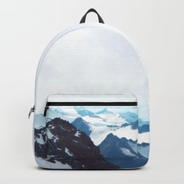 No limits - mountain print Backpack