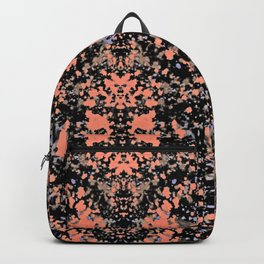 Happy Day Abstract Backpack