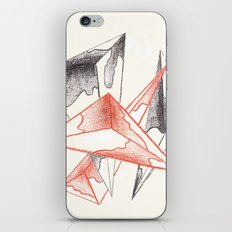 CRAYON LOVE: Monarchs iPhone & iPod Skin