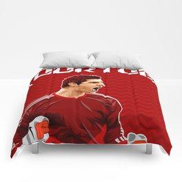 Thibaut Courtois Comforters