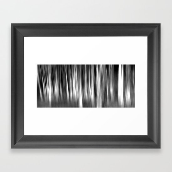 They Come Out at Night Framed Art Print