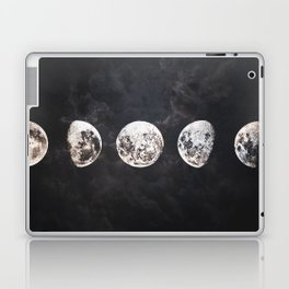 Mistery Moon Laptop & iPad Skin