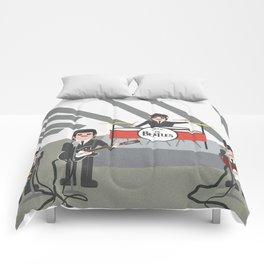 The Ed Sullivan Show Feb 9th 1964 Comforters