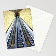 Retro Metro Stationery Cards
