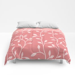 VINEIRI   mauve pink Comforters