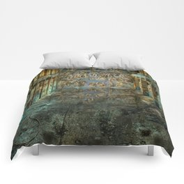 Apocalyptic Vision of the Sistine Chapel Rome 2020 Comforters