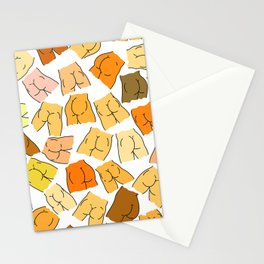Butts Party Stationery Cards