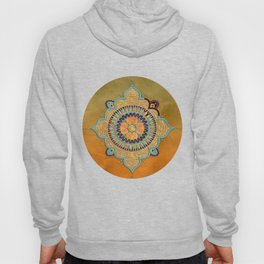 Mandala Ornament Hoody