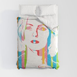 Blondie | Debbie Harry | Pop Art Comforters