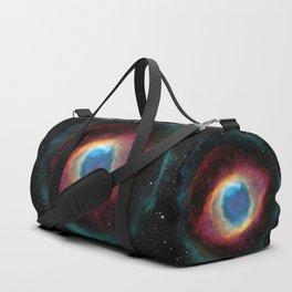 Helix (Eye of God) Nebula Duffle Bag