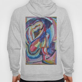 Trapped in Time Hoody