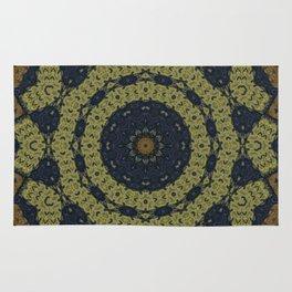 Fractal Carpet Mandala 27 Rug