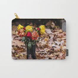 Wilting Carry-All Pouch