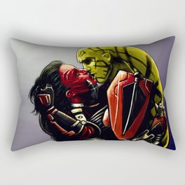 SWTOR - Kiss Rectangular Pillow