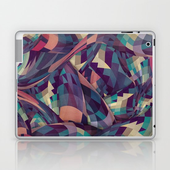 Marchin Laptop & iPad Skin