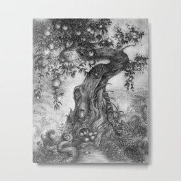 Fruited Metal Print
