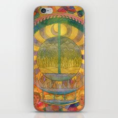 Days of Creation iPhone & iPod Skin