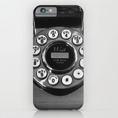 Rotary Phone Slim Case iPhone 6s