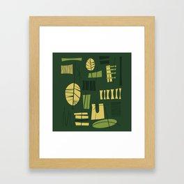 Molokai Framed Art Print