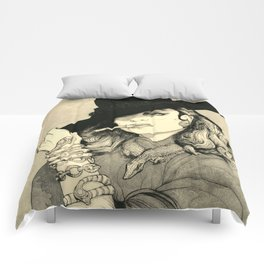 MARIA FELIX Comforters