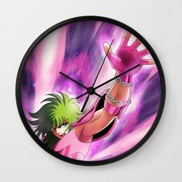Nebula Storm Shun Wall Clock