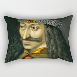 Vlad the Impaler Rectangular Pillow