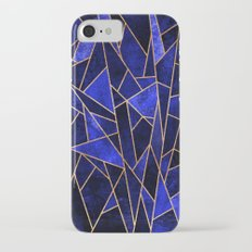 Shattered Sapphire iPhone 7 Slim Case