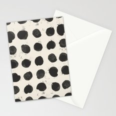 Two / Cream Stationery Cards