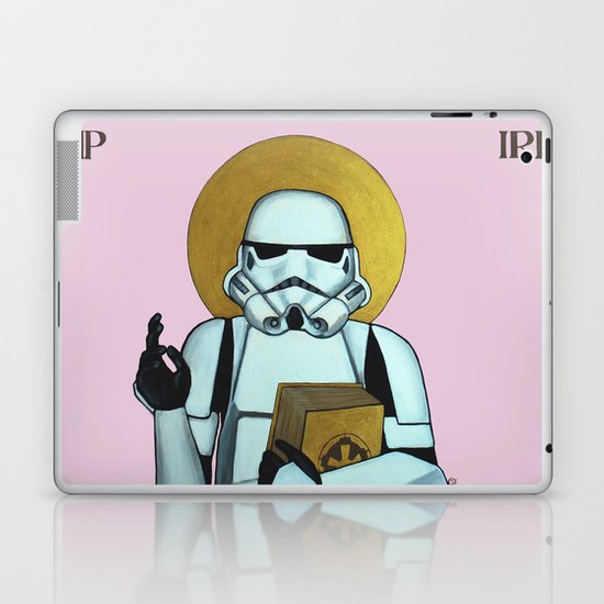 """EMPIRE"" - Star Wars, Stormtrooper Laptop & iPad Skin"