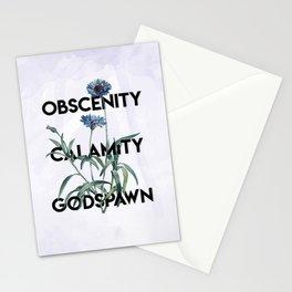 Godspawn Stationery Cards