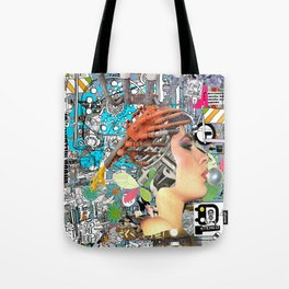 Pop UP - ONE Tote Bag