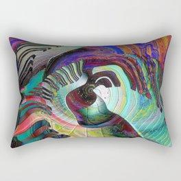 Keys To The Soul Rectangular Pillow